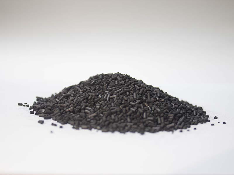 柱狀活性炭——育成林