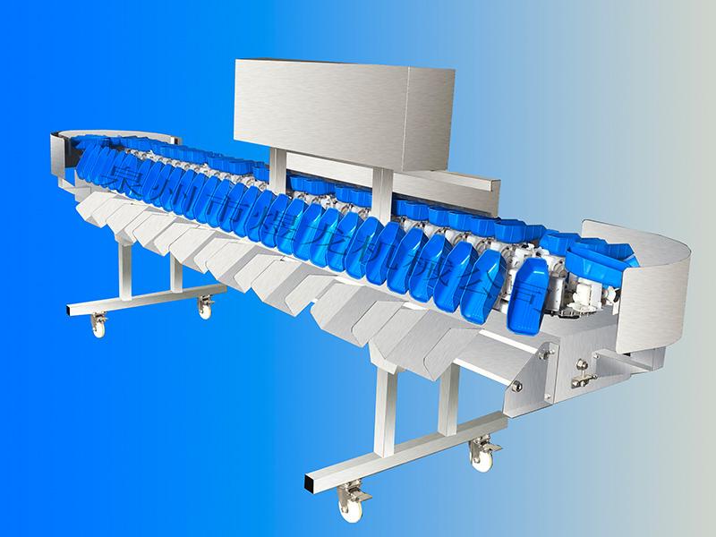 料盒式重量分级秤厂家直供-购买销量好的重量选别机优选煜龙机械