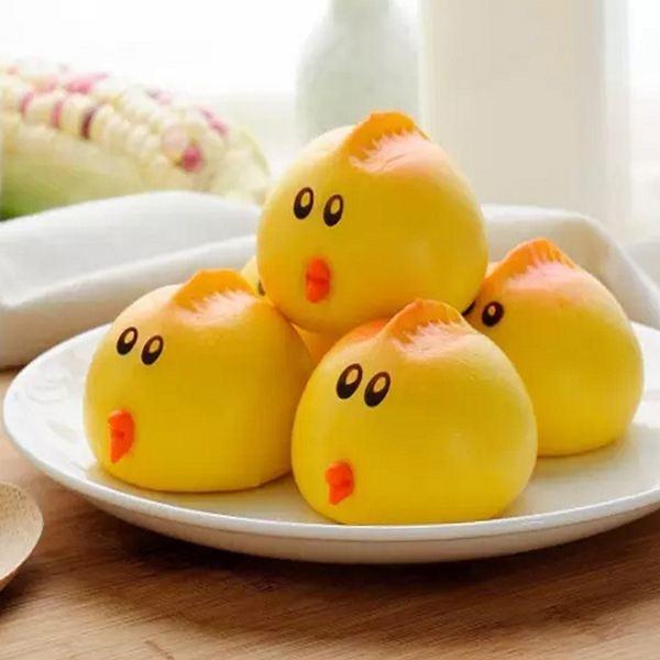 广式早餐加盟-鸡仔包