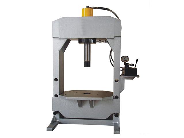 压力机厂家销售小型手动液压机 20吨龙门液压机 小型框架式