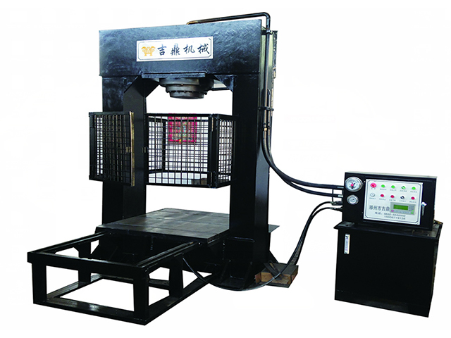 滕州吉鼎机械_质量好的三梁四柱液压机提供商-专业的龙门液压机