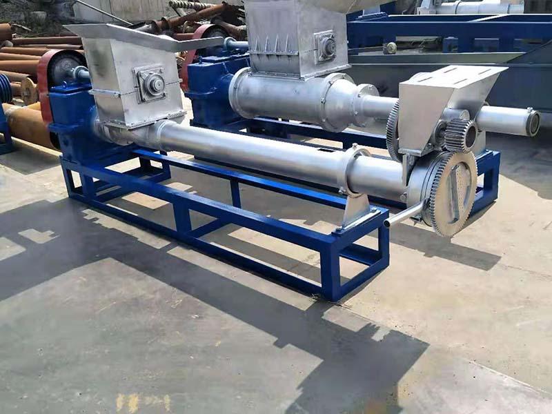 浙江塑料造粒机生产线|选购耐用的塑料造粒机就选昌鑫机械