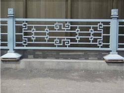 青海鐵藝護欄_哪里能買到西寧鋅鋼草坪護欄