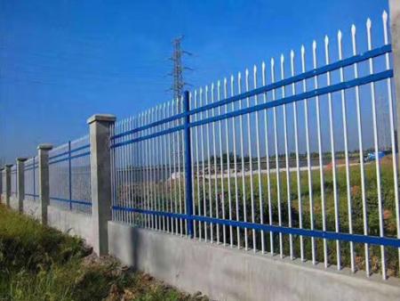 锌钢围栏多少钱-的西安锌钢护栏批发商