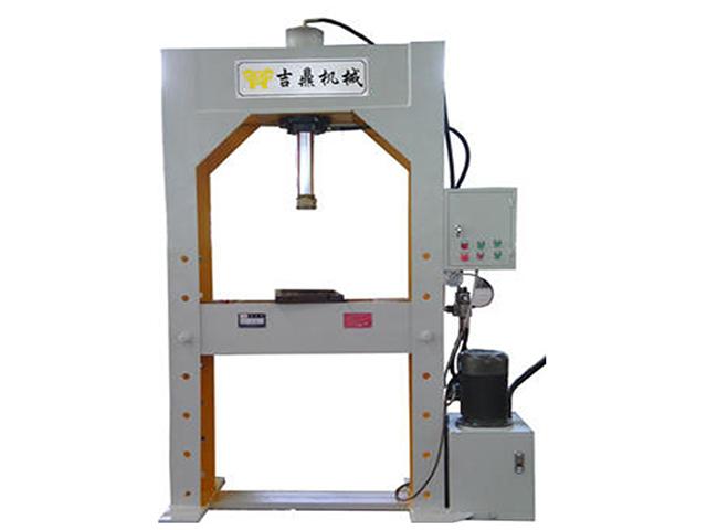 厂家销售小型手动液压机20吨龙门液压机小型框架式油压机