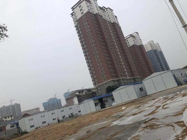 陕西活动板房价格-建活动板房就找同顺钢结构