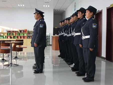 辽宁门卫〓巡逻守护哪家好,辽阳隆旺保安服务有限公司