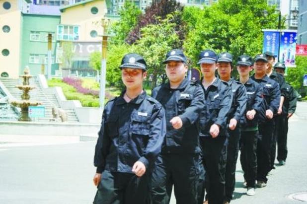 丹东门卫巡逻守护-想找可靠的门卫巡逻守护,就来辽阳隆旺保安服务