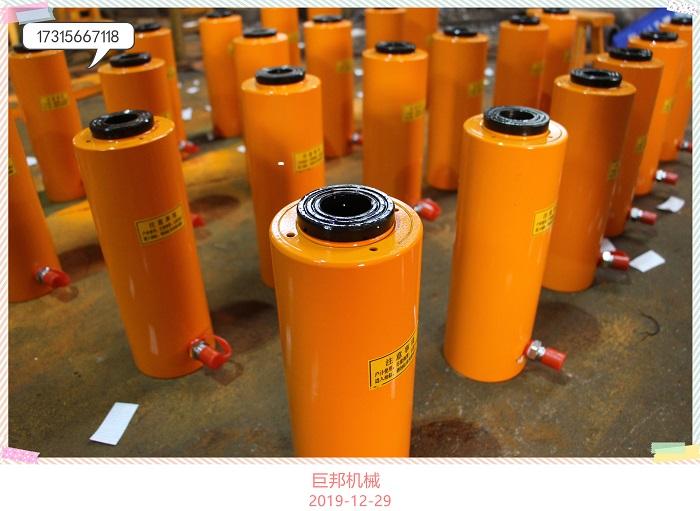 中国穿心千斤顶-江苏可靠的巨邦机械单作用空心千斤顶供应商是哪家