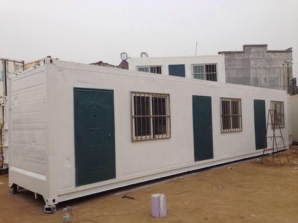 拼裝式集裝箱承接-安徽工地用集裝箱房-江蘇工地用集裝箱房
