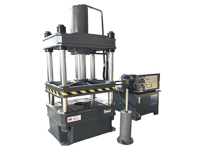 销售100T四柱三梁液压机 密胺餐具成型液压机质优价廉