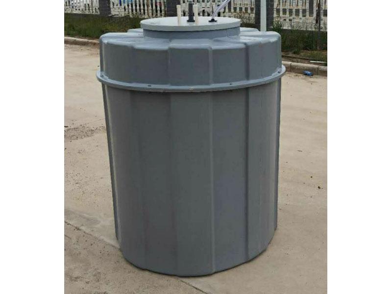 河北净化槽安装-衡水永耀物超所值的玻璃钢化粪池出售