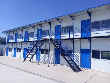 大连优惠的喷外墙涂料,葫芦岛盖彩钢房价格