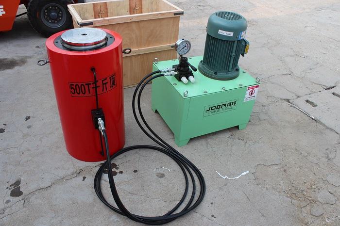 专业制造双作用重载千斤顶-泰州品牌好的巨邦机械双作用重载液压千斤顶价格