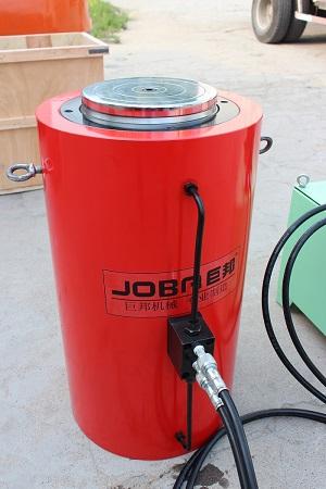 中国超高压电动千斤顶-泰州优惠的巨邦机械双作用重载液压千斤顶哪里买