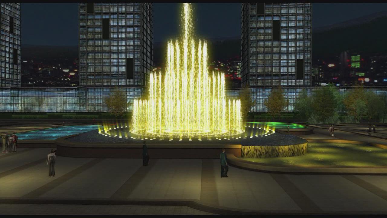 噴泉設計公司 鄭州哪家噴泉施工公司有信譽度