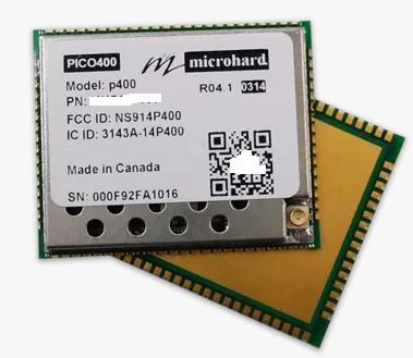 Microhard P400-  840無人機數傳模塊~