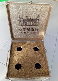 阜阳麦秸秆包装代理商-宏桥秸秆科技供应同行中销量好的麦秸秆包装