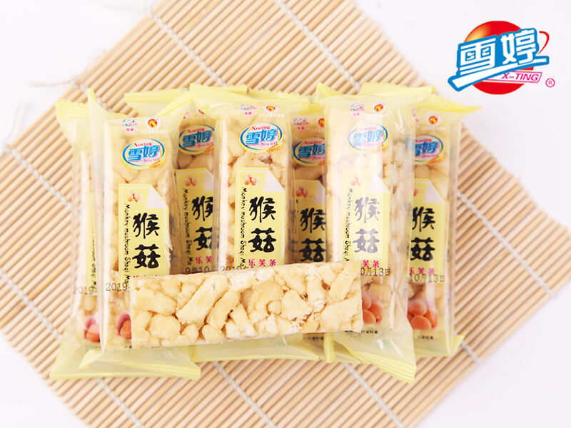 雪婷木糖醇烤麸饼_临沂信誉好的芙条沙琪玛供应商