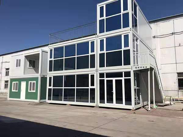 选优良哈尔滨集装箱式房,就到华运彩钢房,丹东二手钢结构的拆除及回收