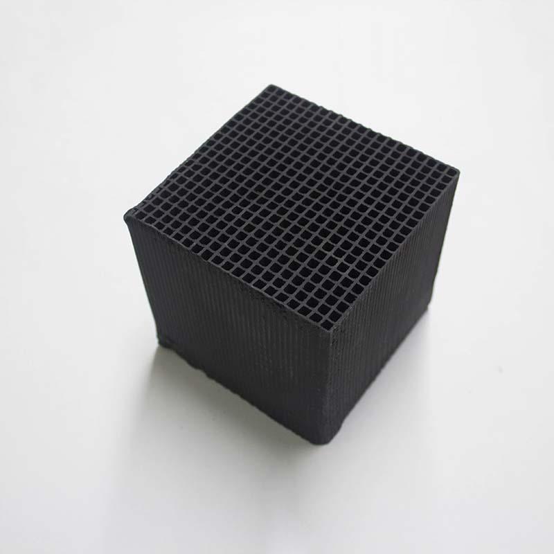 喷漆房蜂窝活性炭-育星游2注册林活性炭供应新品蜂窝活性炭