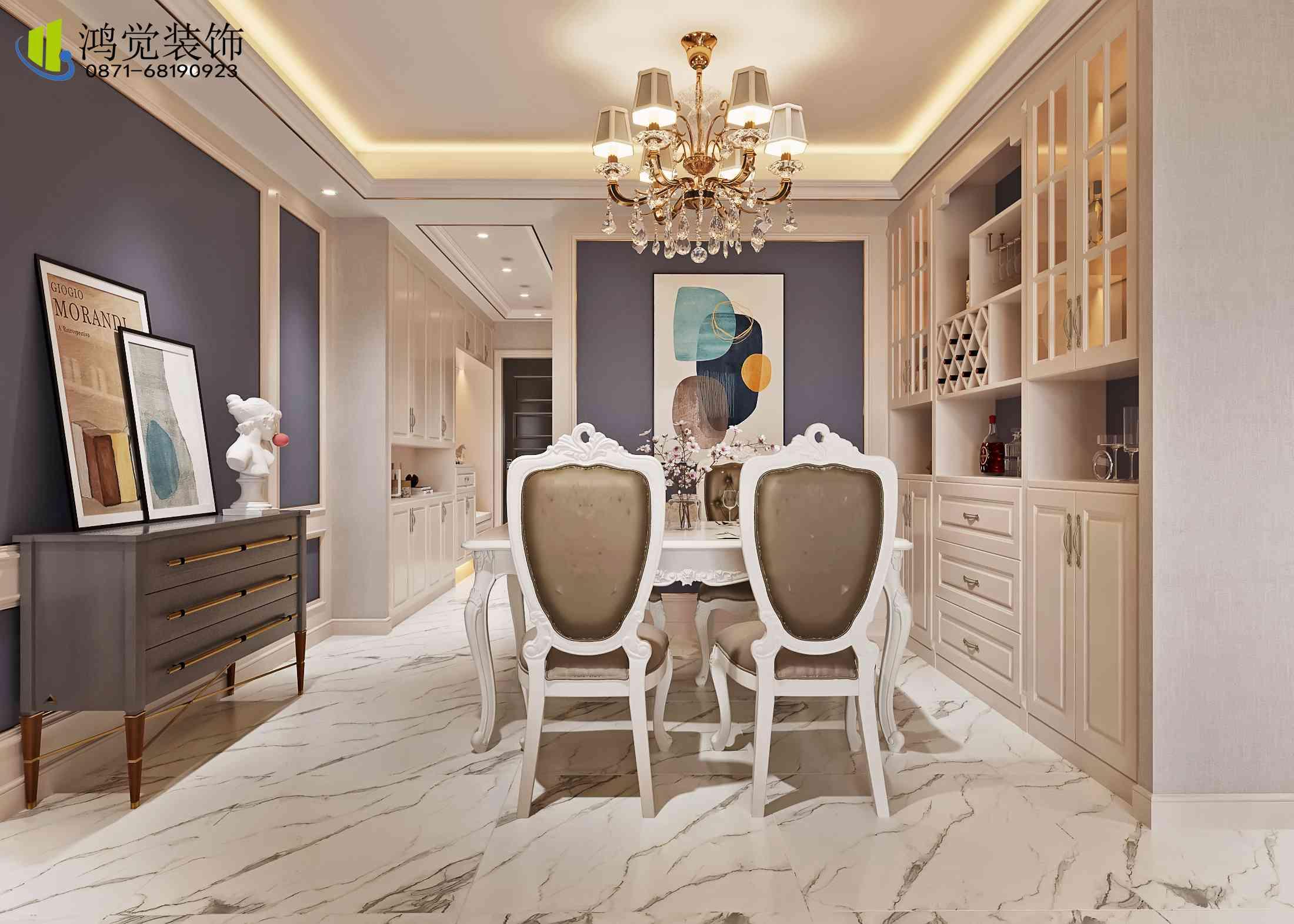 专业的家具定制划算吗-家装服务认准鸿觉装饰