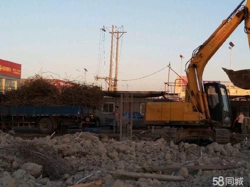 临河混凝土路面拆除项目-声誉好的混凝土拆除当选宁夏欧阳泰安工程服务