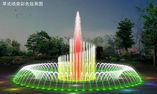 噴泉安裝公司