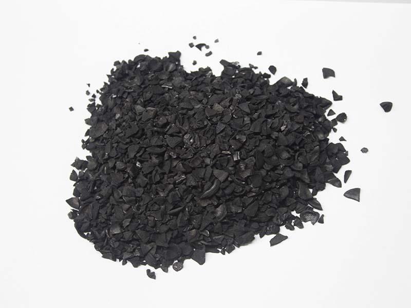 廢活性炭回收