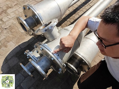 不锈钢脱硫喷射器厂商-枣强县蓝宝射流真空设备厂喷射器提供商