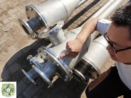 不锈钢脱硫喷射器定制-河北优惠的喷射器哪里有供应
