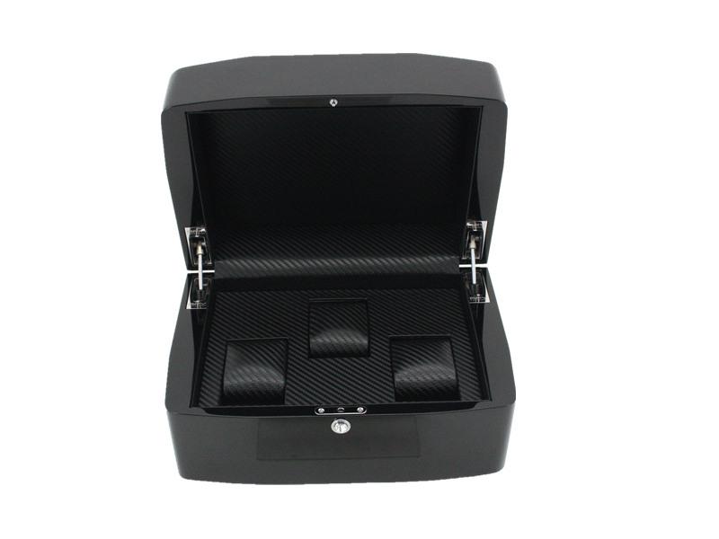 钢琴漆手表收纳盒东莞工厂定制_东莞地区优良手表盒