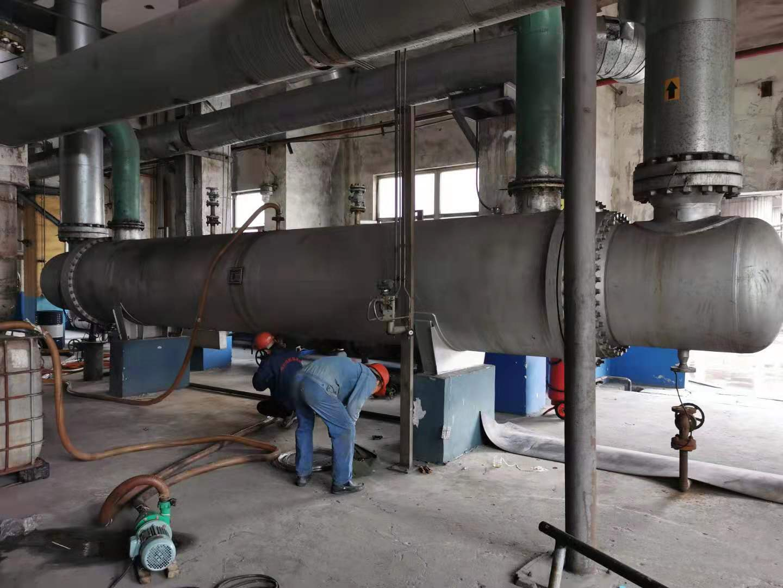 银川换热器清洗公司-可靠的换热器清洗推荐