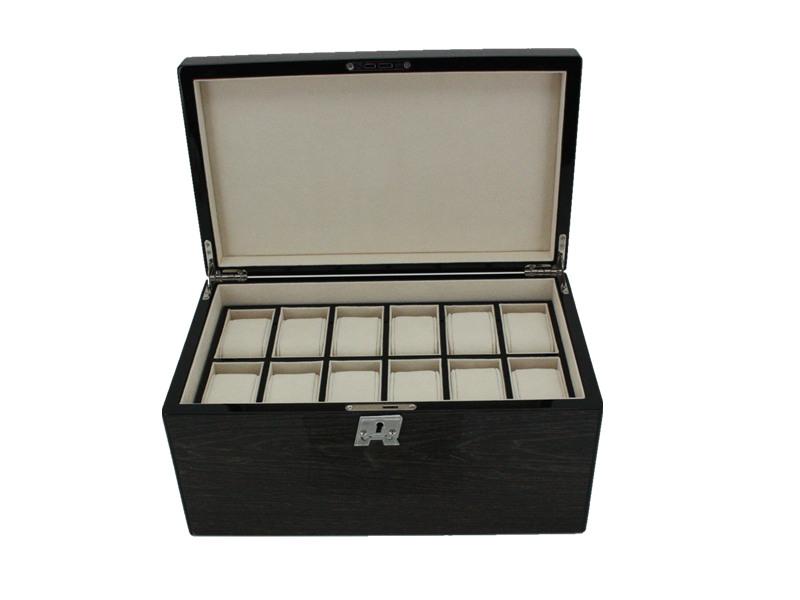 手表收纳盒东莞工厂定制|广东质量好的手表盒厂家