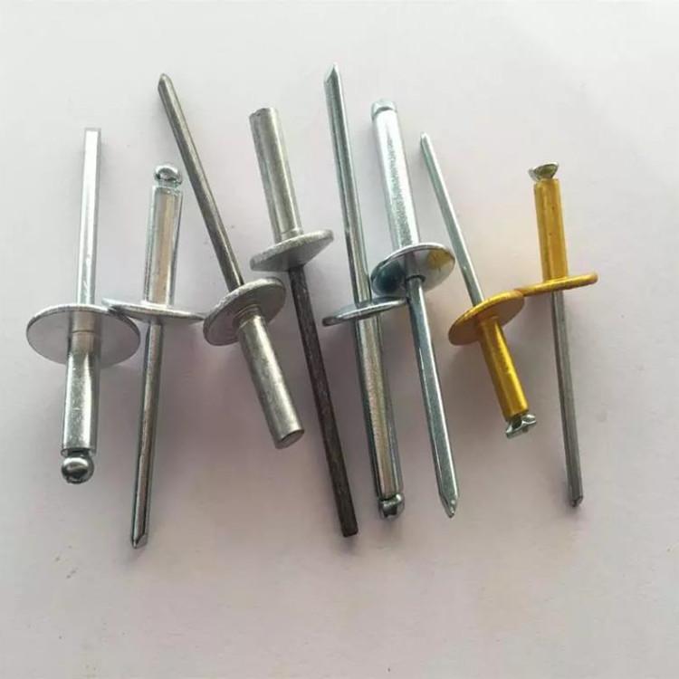 铝抽芯铆钉安装-供应河北省专业的抽芯铆钉