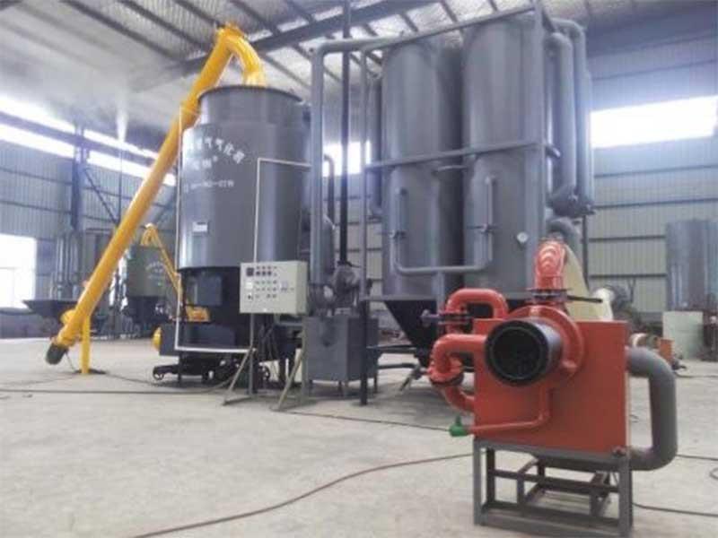 安徽生物质气化炉哪家好-郑州市福邦机械生物质气化炉供应商