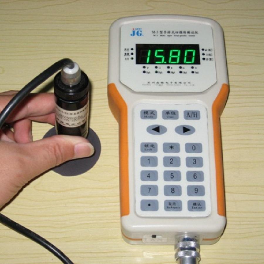 浙江便攜式方塊電阻測試儀制造商_買良好的M3手持式四探針方塊電阻電阻率測試儀,就選蘇州晶格電子