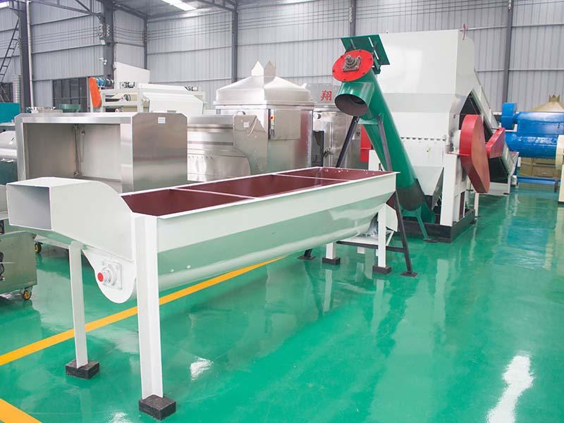 塑料造粒生產線-昌鑫機械