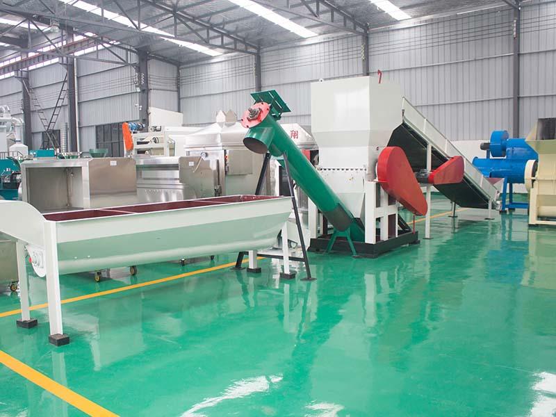 益阳塑料造粒生产线-昌鑫机械直销塑料造粒生产线