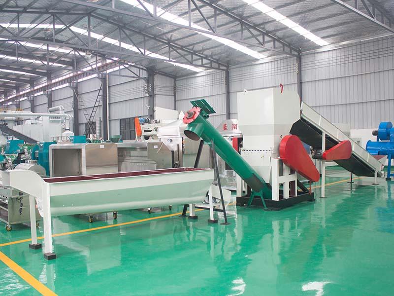 淮南塑料造粒生产线-郑州市热卖的塑料造粒生产线出售
