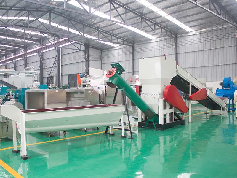 鹤壁塑料造粒生产线-郑州市专业的塑料造粒生产线_厂家直销