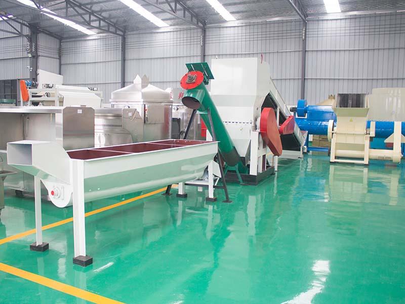 廊坊塑料造粒生产线-郑州市口碑好的塑料造粒生产线哪里买