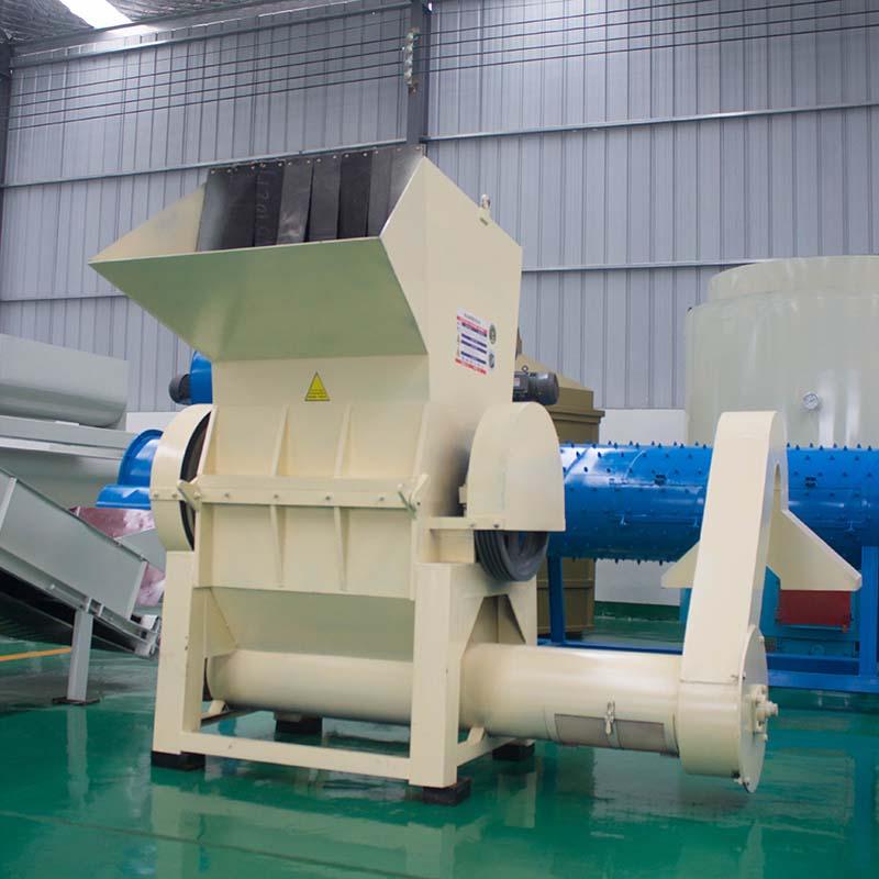 浙江塑料粉碎機供應-選購質量可靠的塑料破碎機就選昌鑫機械