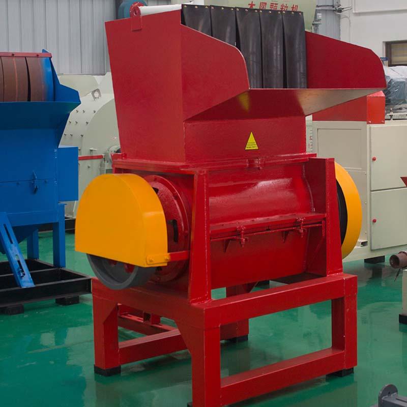 黃石廢舊塑料粉碎機廠家|鄭州哪里有供應耐用的塑料粉碎機