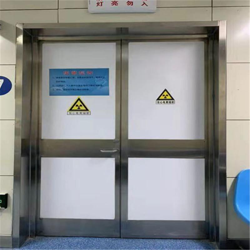工业探伤房用铅门医院专用铅门厂家定制各种尺寸规格铅门