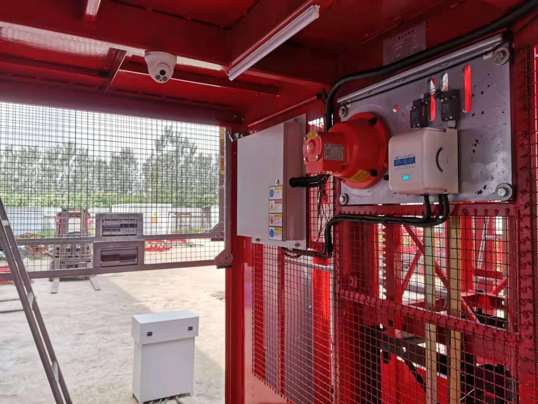 重庆河南衡顺兴生产龙门架-衡水衡顺提供安全的SC100施工升降机