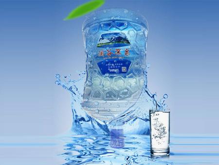 水站送水配送电话选择澜谷深泉饮品!让您喝的放心!