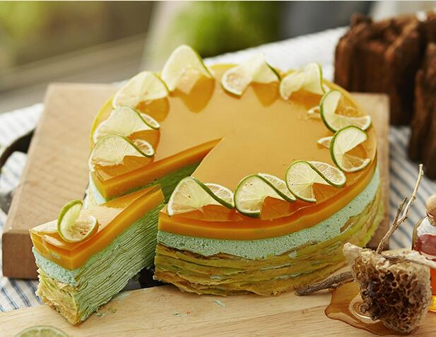 杭州市千层蛋糕价格,上海供应不求的千层蛋糕批售