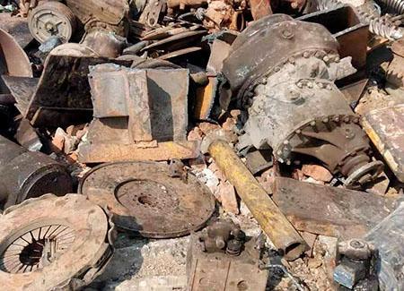 南召废铝回收价格 南阳金属回收公司