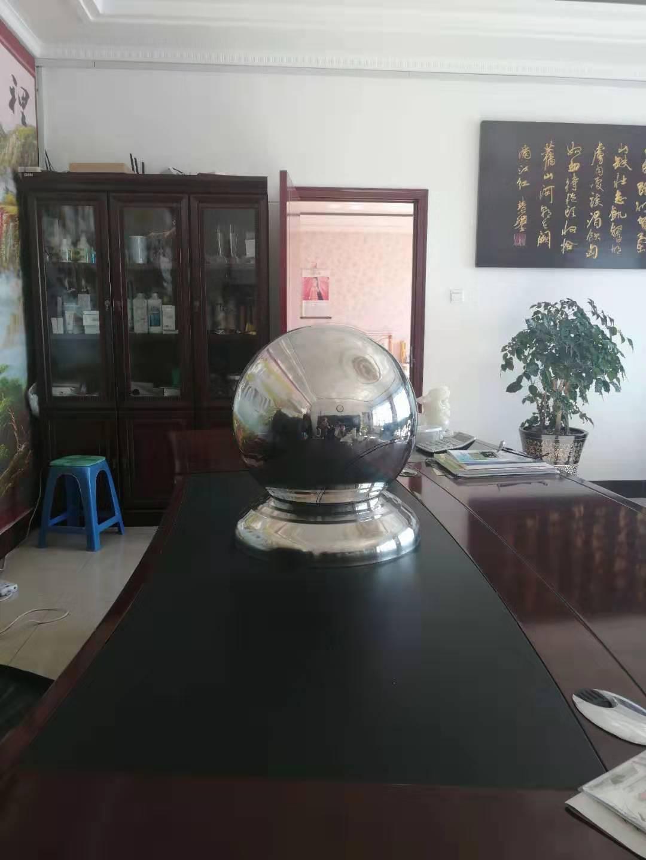 黑龙江挡车球-供应好用的白钢挡车球
